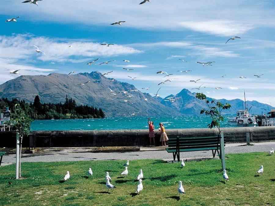 新西兰南北岛9天纯净游