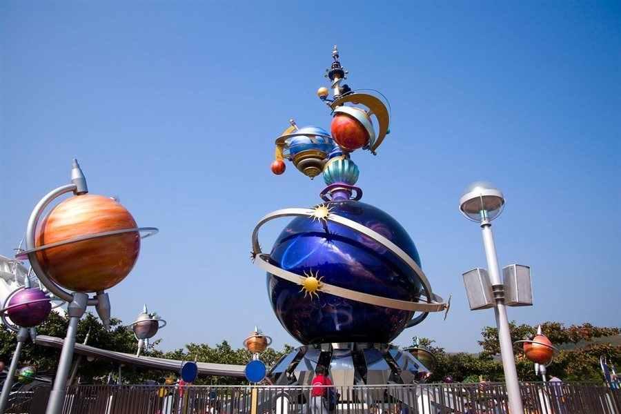 港澳之旅07:港澳四天 海洋公园+迪士尼乐园