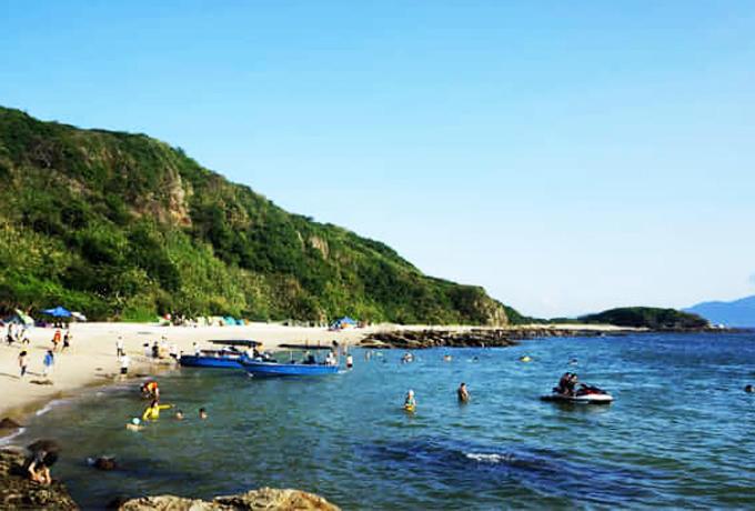 大甲岛休闲二日游