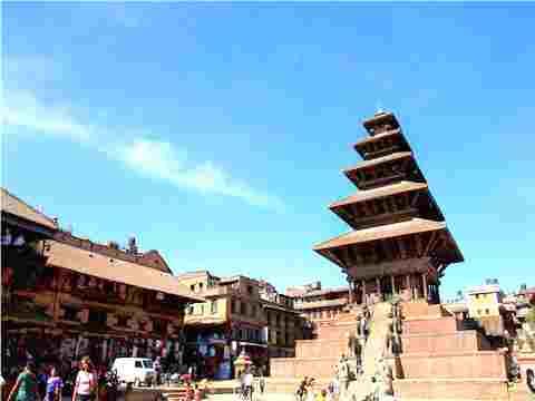 尼泊尔全景八天七晚