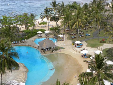 爱在蓝点★奢华享受—巴厘岛5天4晚游