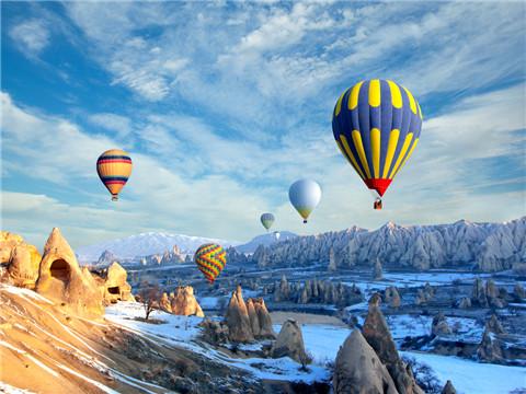 【春节】土耳其埃及亚非欧10天