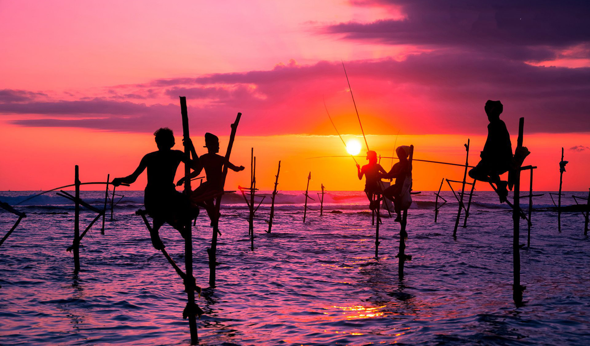【广州/香港起止】斯里兰卡6天4晚尽享奢华的锡兰(全程无自费,尊享礼遇之旅)