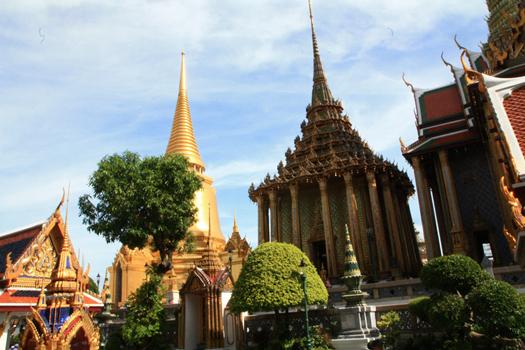 泰开心休闲纯玩六天团 —特别安排曼谷一天自由活动