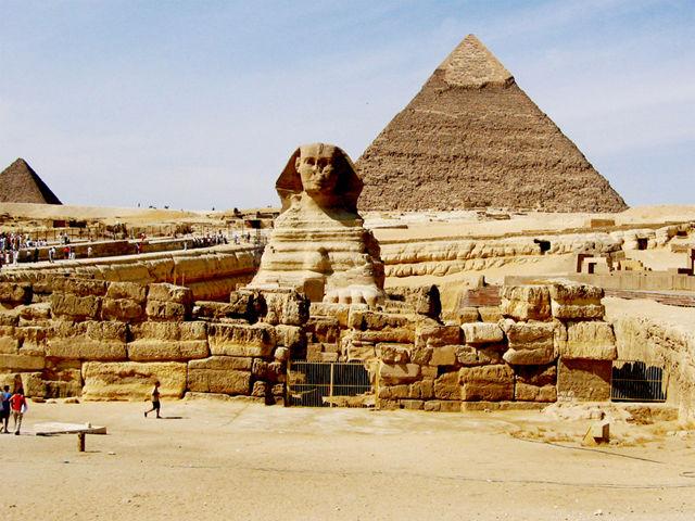 【埃及法老传奇】之埃及8天