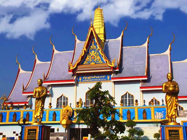 泰国缤纷象岛自由6天之旅(MINI小包团)