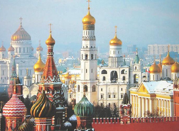 惠游系列·俄罗斯双首都+双庄园8天奇幻之旅