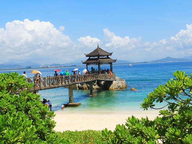 【海南】HK1线海口魅力海洋6天