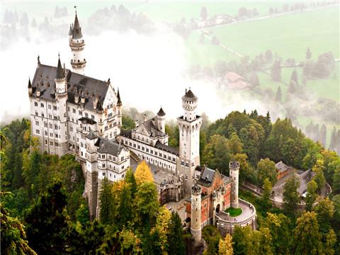 【欧洲】【德国】【法国】【荷兰】【比利时】【瑞士】易游行 德法荷比瑞十日游