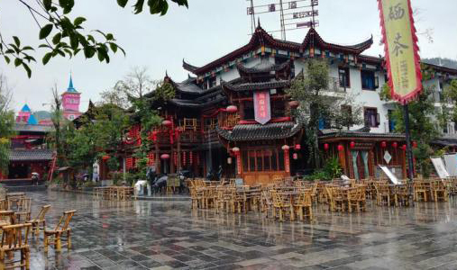 【重庆】重庆武隆天坑三桥、仙女山、龙水峡地缝、洪崖洞双动五天团