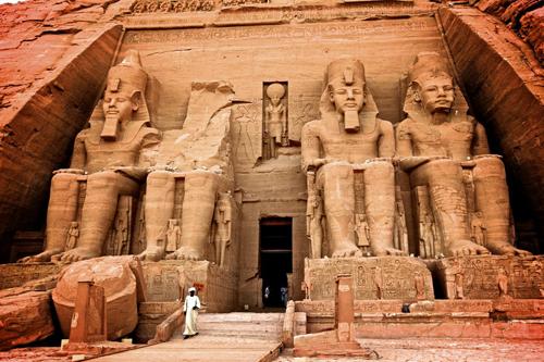 爵士-埃及8天
