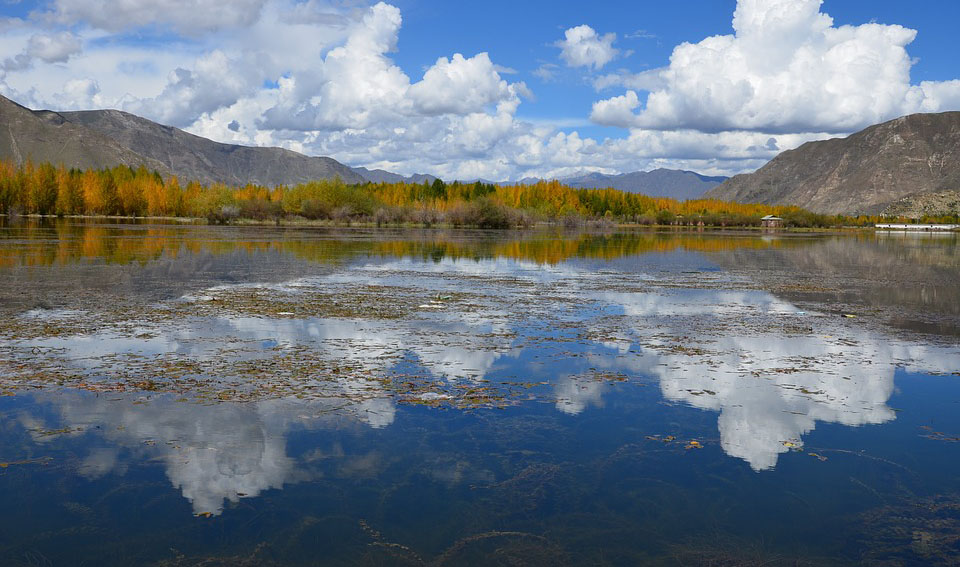 【西藏】【飞跃318】林芝进拉萨出7天6晚尊贵之旅