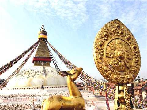 尼泊尔加德满都+博卡拉+奇特旺全景休闲双飞八天