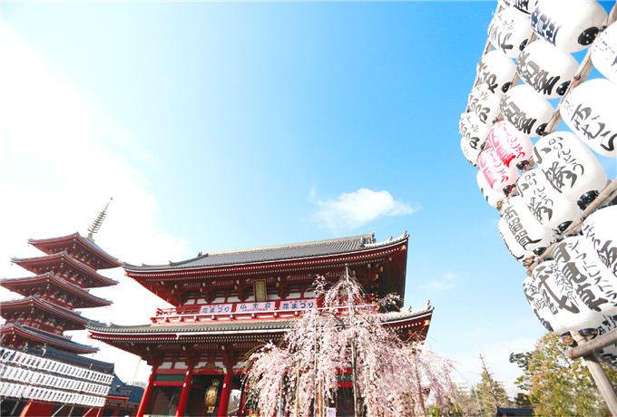 秋の物语 日本本州富士山河口湖赏枫·惠那峡怀旧街6日游