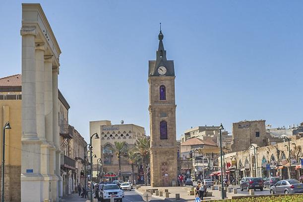 爵士系列-以色列约旦10天