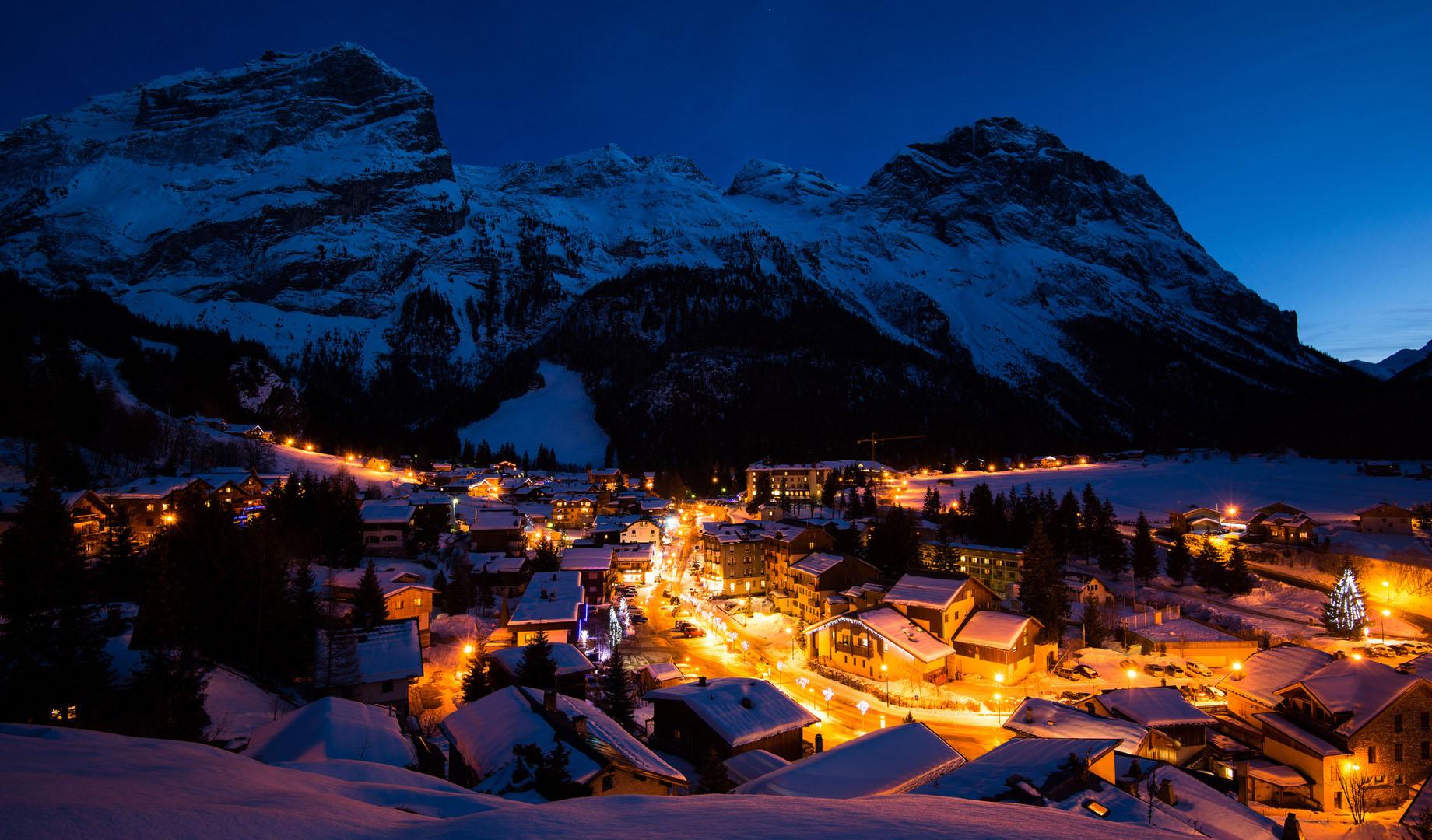 【荷兰】【法国】【瑞士】雪山童话古城10天
