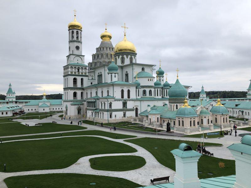 精品系列·俄罗斯双首都+巴普洛夫9天璀璨之旅