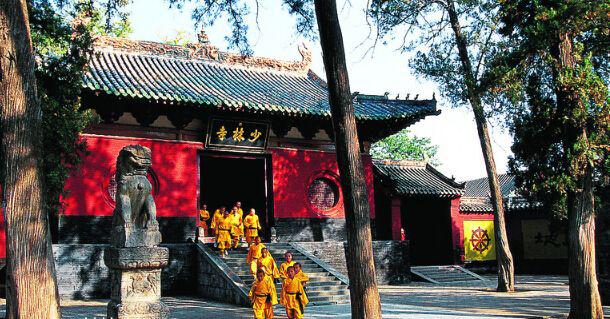 西安华山、兵马俑、河南龙门石窟、少林寺双飞五天
