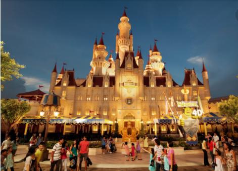 新加坡/环球影城/SEA海洋馆5天纯玩度假游(新加坡5星纯玩)