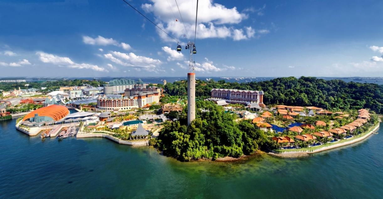 新加坡/环球影城/金沙空中花园5天纯玩度假(新加坡4星纯玩)