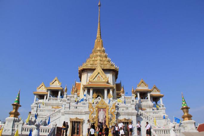 【泰国】泰国缤纷美食享乐六天优质团