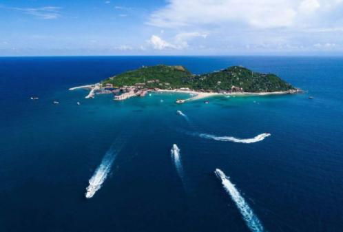 【海南】HK5线 川越海洋5天(晚对早航班)