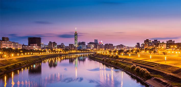爱上台湾-西部五天超值游