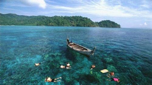 元旦【悠享普吉】大小PP岛、珊瑚岛 攀牙湾、人妖秀、泰式按摩六天四晚休闲游