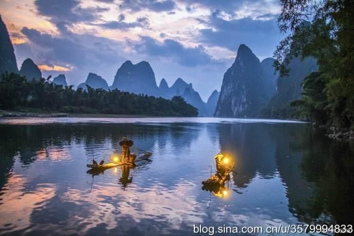 悠然桂林4天