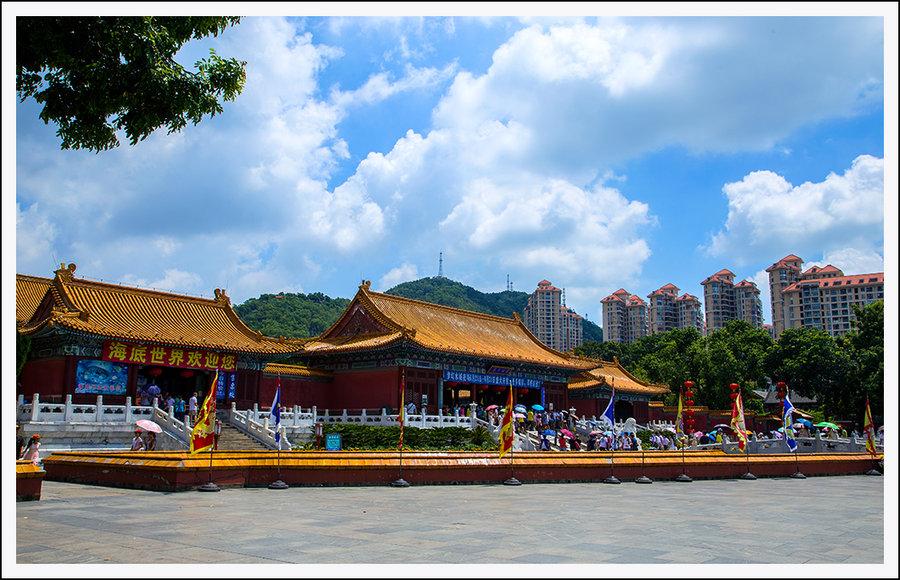 游珠海皇家园林圆明新园、风水宝地石景山公园、中山故居两天游