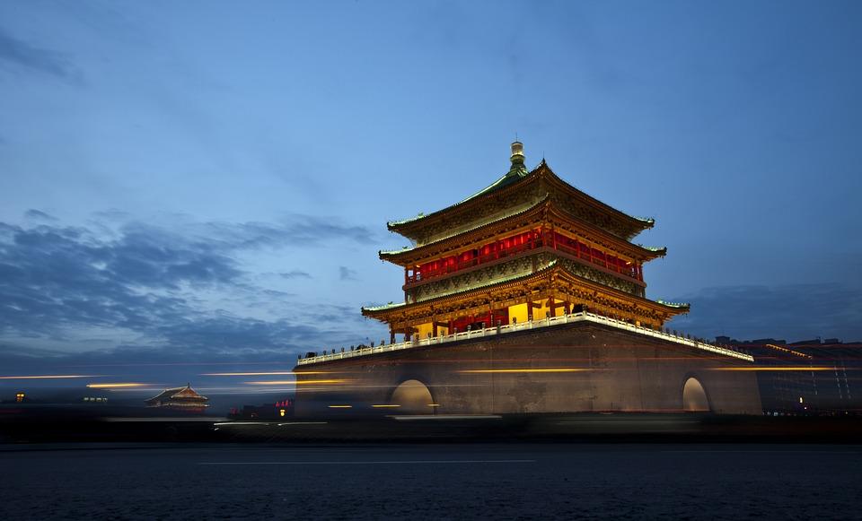 西安兵马俑、华山、古城墙、驼铃传奇五天双飞游