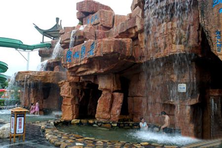 惠东海滨温泉、巽寮湾海之星游艇、哪都像蜡像艺术馆、射箭体验、2天