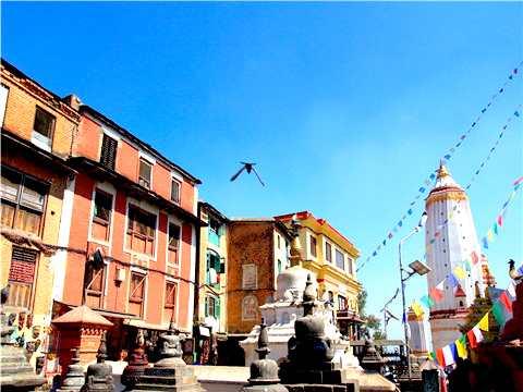 尼泊尔经典四飞八天