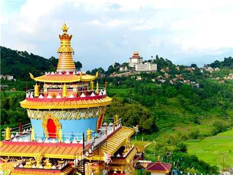 尼泊尔+不丹八天隐秘王国之旅