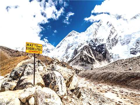 尼泊尔尊贵双飞八天