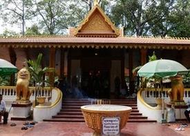 柬埔寨吴哥金边超值五天团