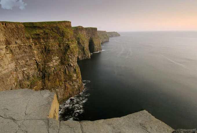 英国、爱尔兰古堡庄园12日 温莎古堡+宝尔势格庄园+巨人堤+莫赫悬崖