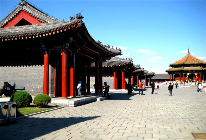 沈阳故宫、鸭绿江断桥、游船、北朝鲜(平壤、开城、三八线、妙香山)双飞六日游