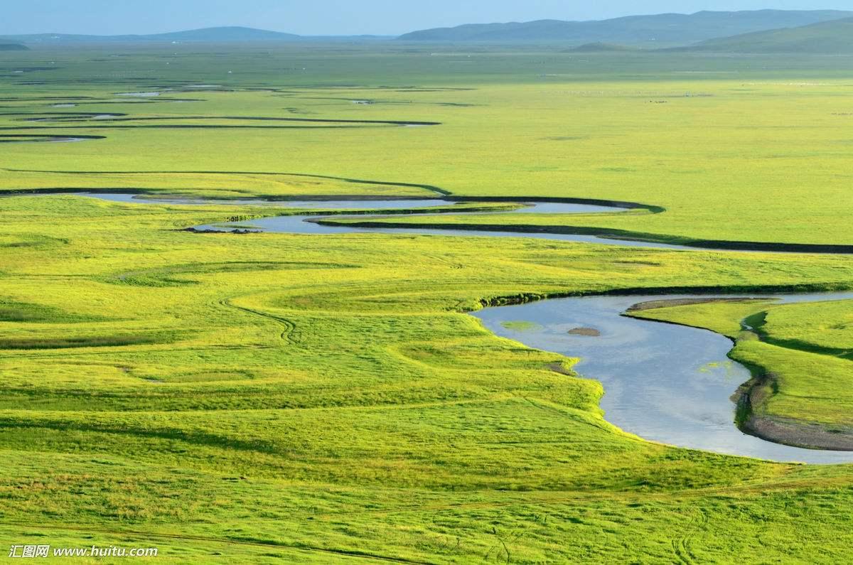 半自驾游&呼伦贝尔大草原、额尔古纳湿地、室韦民俗乡、老鹰嘴、水墨、九卡、八卡、七卡、太极圈、中俄边境满洲里双飞5天4晚