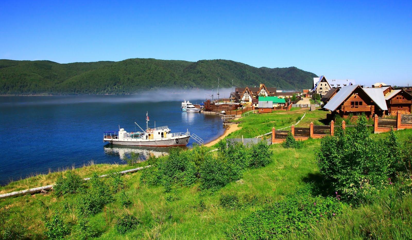 俄罗斯贝加尔湖+奥利洪岛8天深度之旅