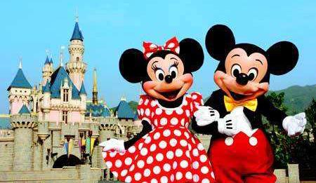 港澳之旅03:香港两天 海洋公园+迪士尼乐园