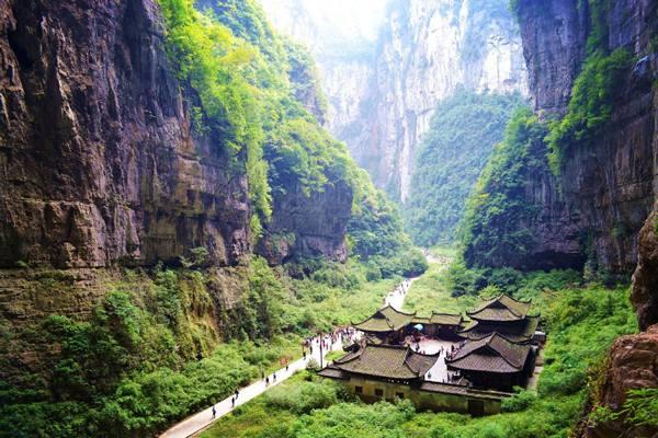 重庆武隆天坑、仙女山国家森林公园、国民街寻宝日记4天双动车游