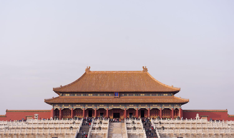 北京故宫升旗仪式国家大剧院五天双飞高品团