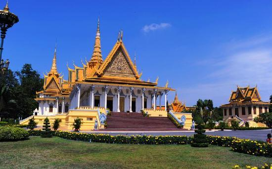 【高棉印象】柬埔寨经典超值五天团