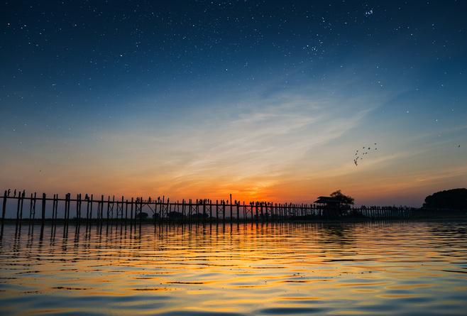 缅甸、曼德勒、蒲甘五日游