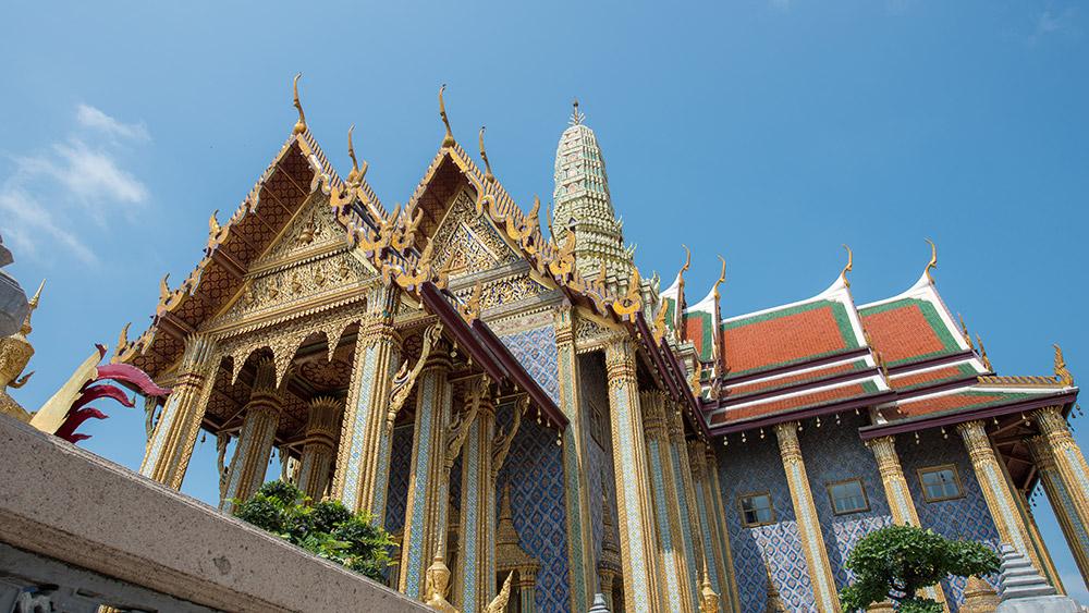 泰国纯玩6天·奢享假期玩转暹罗