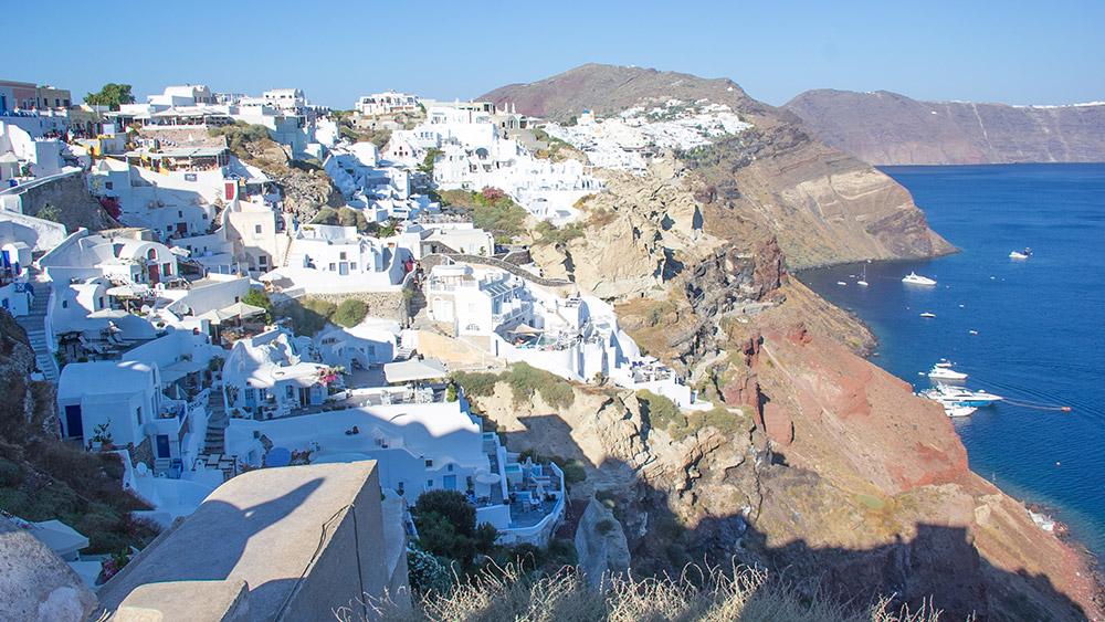葡萄牙-西班牙-希腊-圣托里尼岛四五星12天