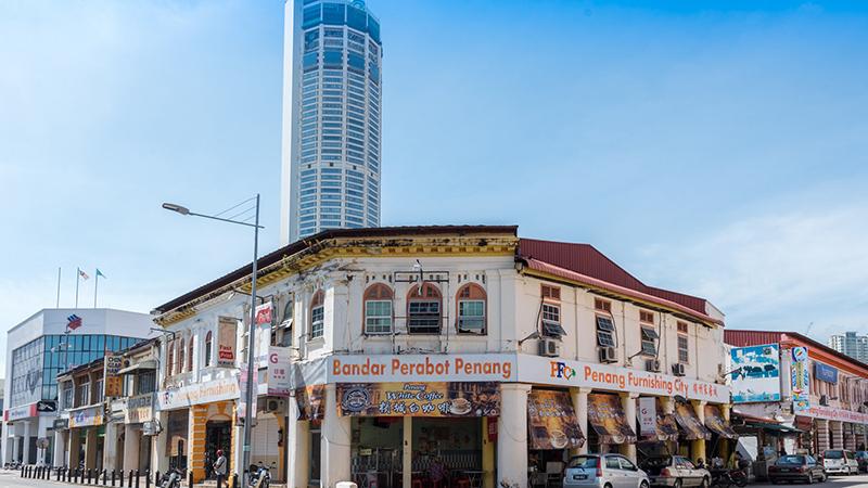 【畅享】槟城、兰卡威五天超值之旅