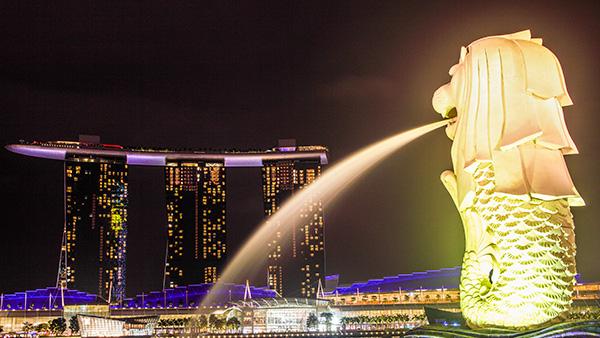 新加坡5天自由行套餐(深圳/香港往返)
