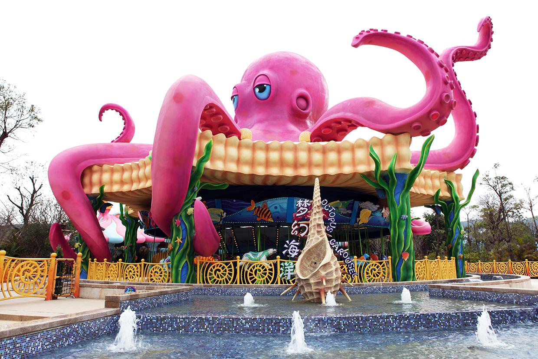 欢乐畅玩珠海长隆海洋王国、自由浸泡南海第一泉 入住海泉湾五星温泉度假区两日游